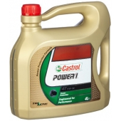 ACEITE CASTROL 15W50 4T POWER 1 4 L.