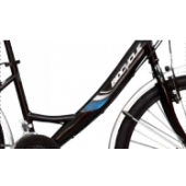 "BIOCYCLE BEAUTY CITY NEGRA 26"" 1V"