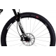 """Bicicleta Ghost Lector WCR.9 LC 29"""" T.M Negra/Blanca 2018"""
